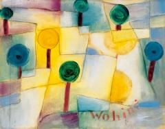 03. Klee, Wohin Junger Garten, 1920