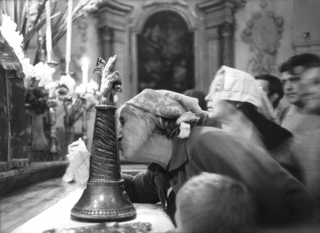 Giuseppe Iammarrone, Festa delle Panicelle San Biagio, anni 70