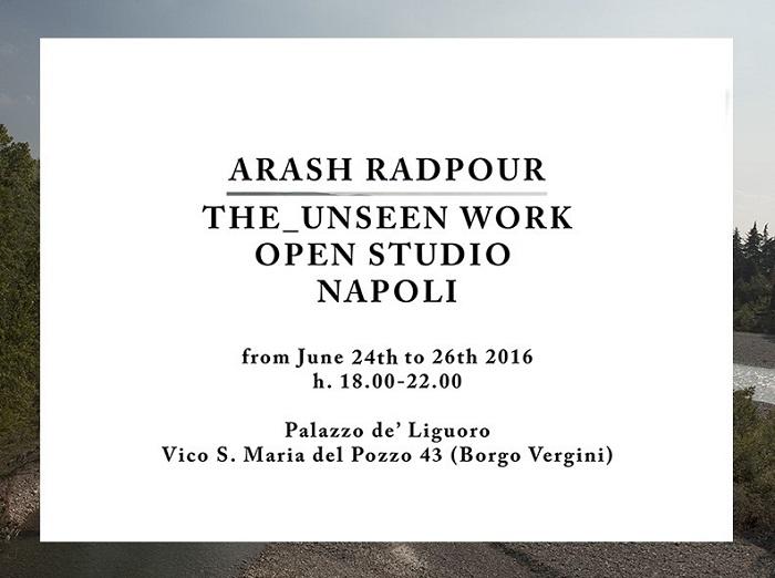 Arash Radpour   The_Unseen Work