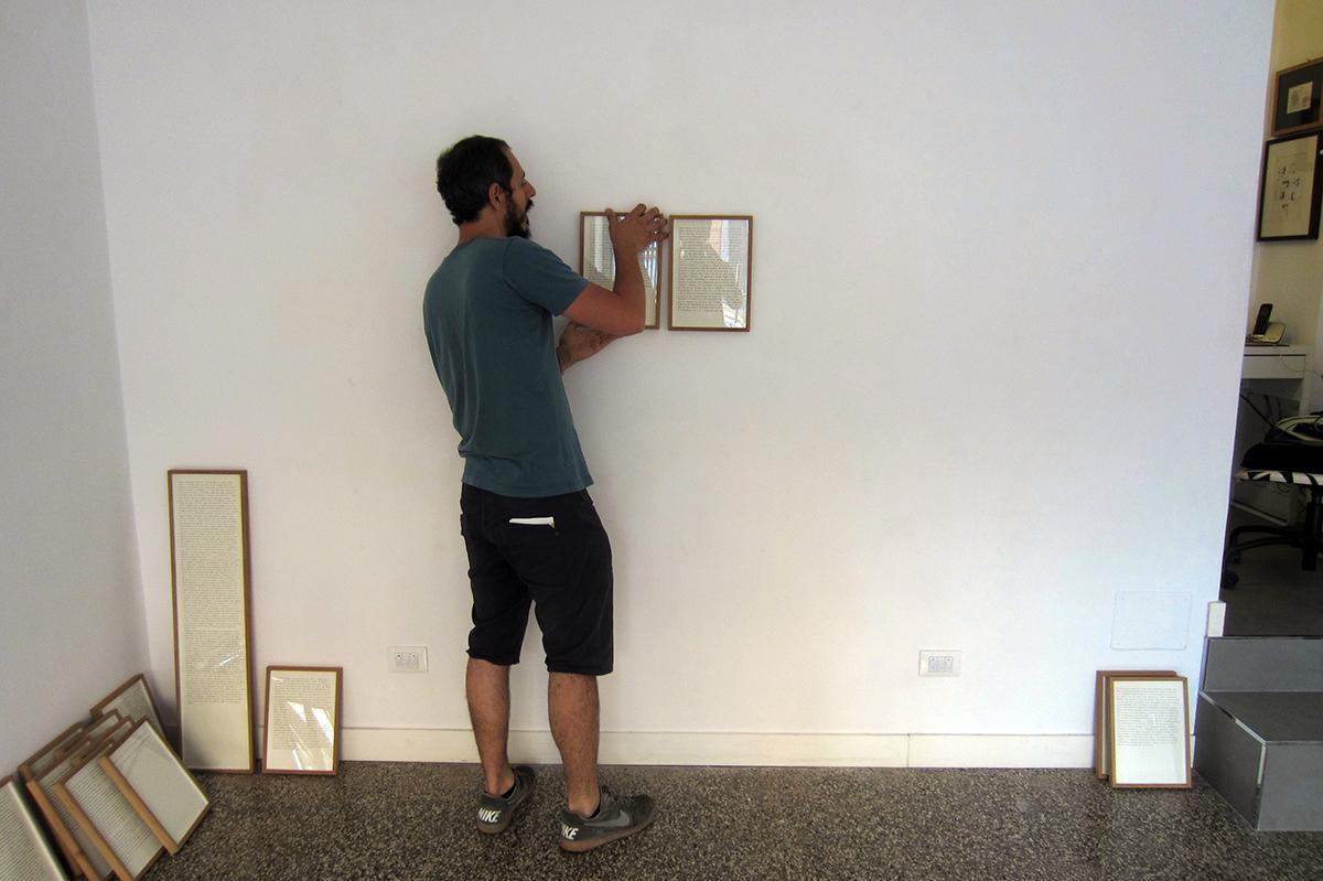 Gian Maria Tosatti   Zoo Zone Art Forum