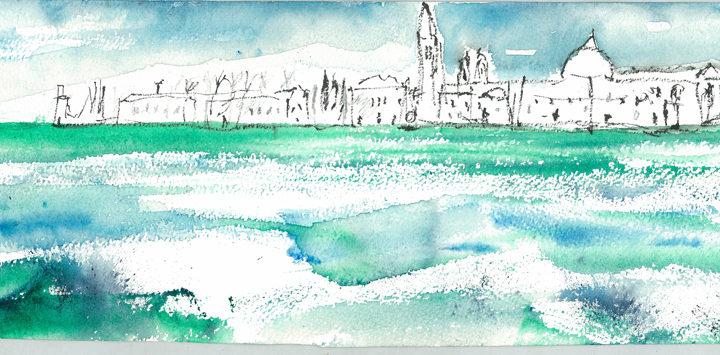 Claudio Jaccarino | La via dell'acquarello