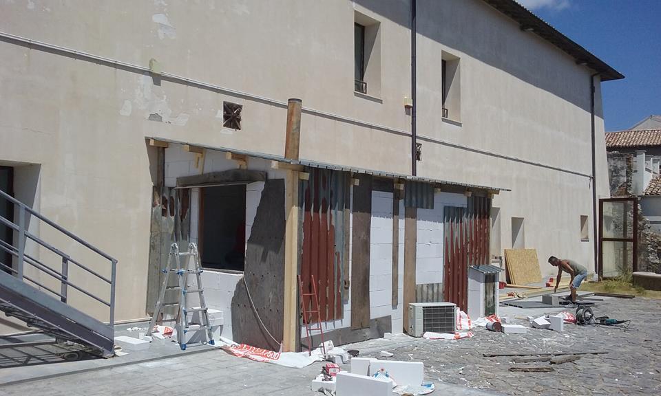 Eugenio Tibaldi –  New Informal Museum's Room