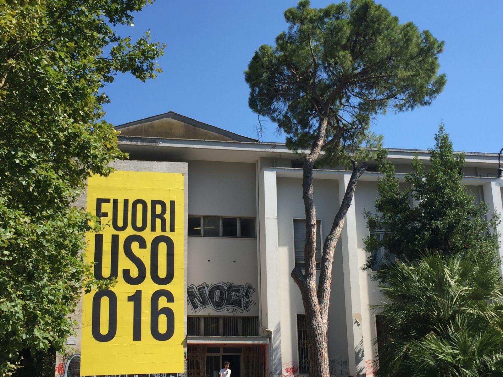 FUORI USO (2016) Avviso di Garanzia