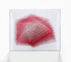 st. 2016, filo elastico, plexiglas, 50 x 60 x18 cm copy