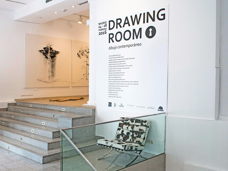 Drawing Room Madrid