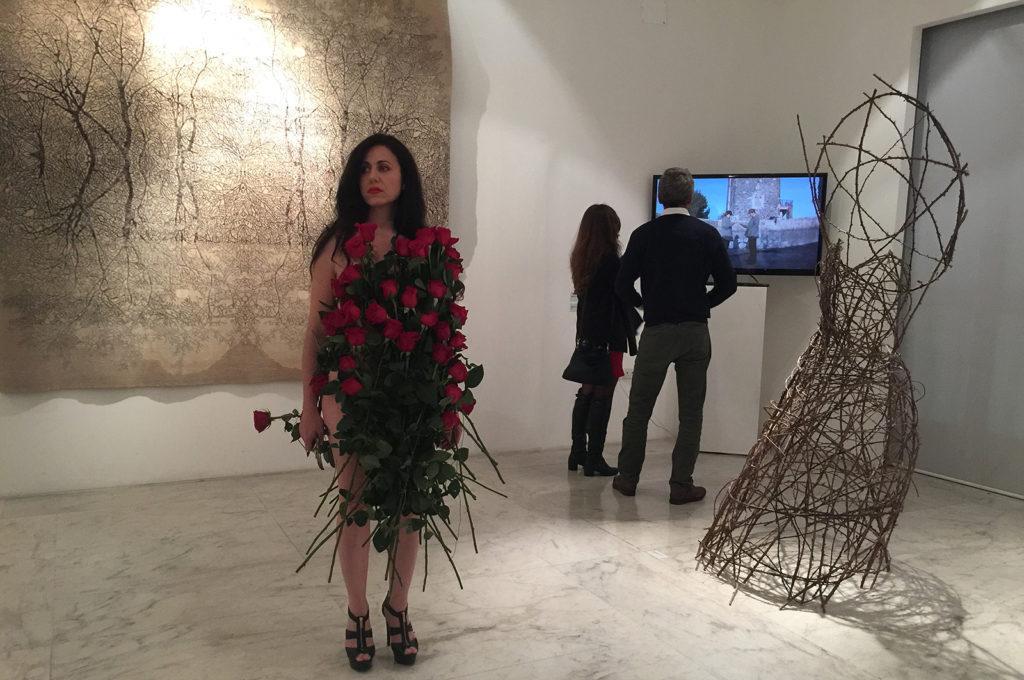Francesca Romana Pinzari Rome Art Week