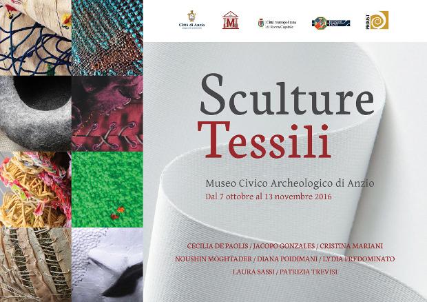 Sculture Tessili