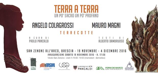 Angelo Colagrossi e Mauro Magni