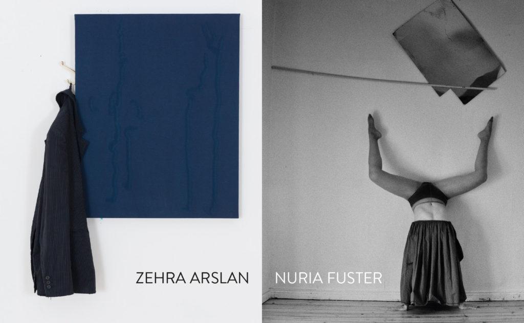 Zehra Arslan e Nuria Fuster