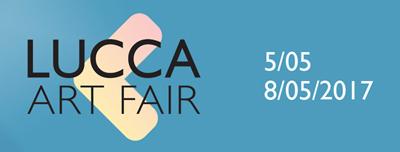 Lucca Art Fair 2017, II ed. della fiera dedicata all'arte contemporanea