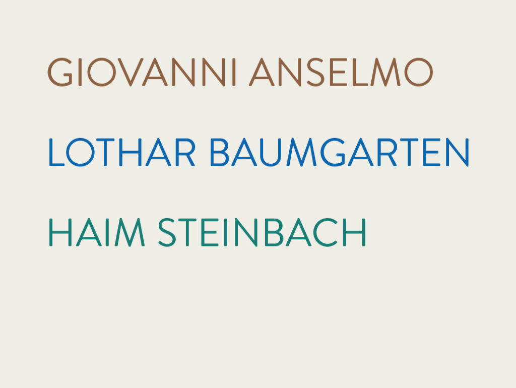 Anselmo Baumgarten Steinbach