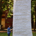 """Le donazioni del """"Momentary Monument"""" di Lara Favaretto"""