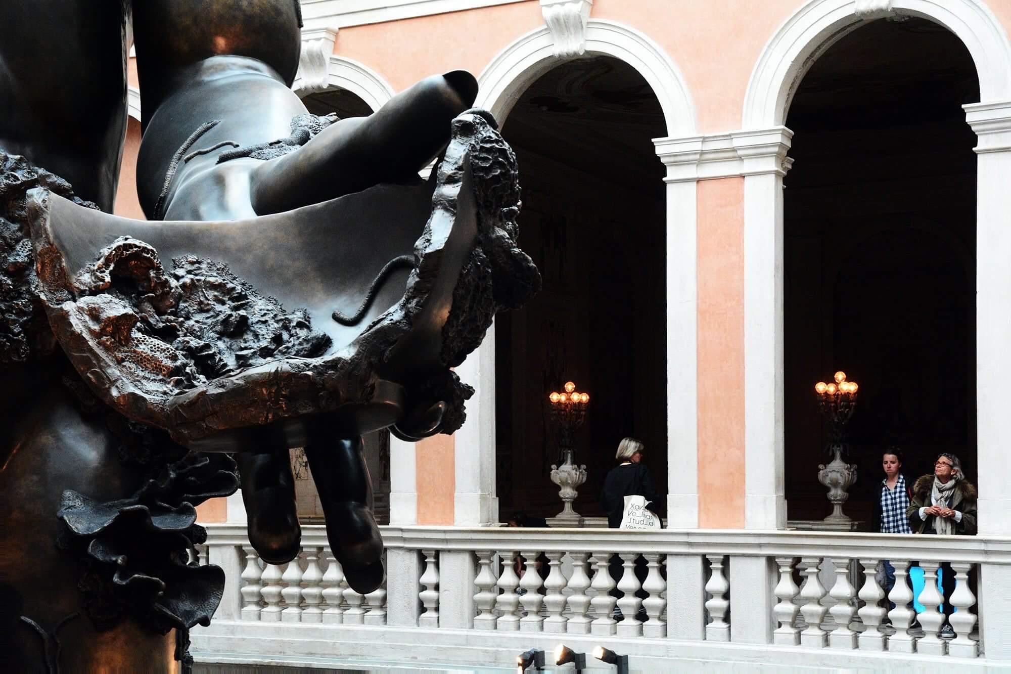 Damien Hirst, Palazzo Grassi, Venezia. Foto: Roberto Sala.