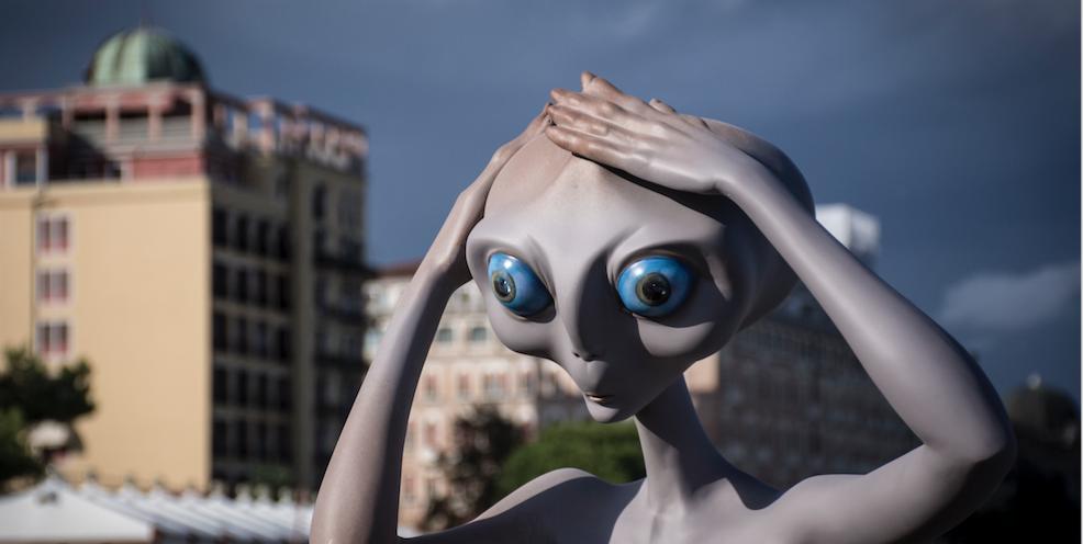 Gli alieni arrivano a Torino
