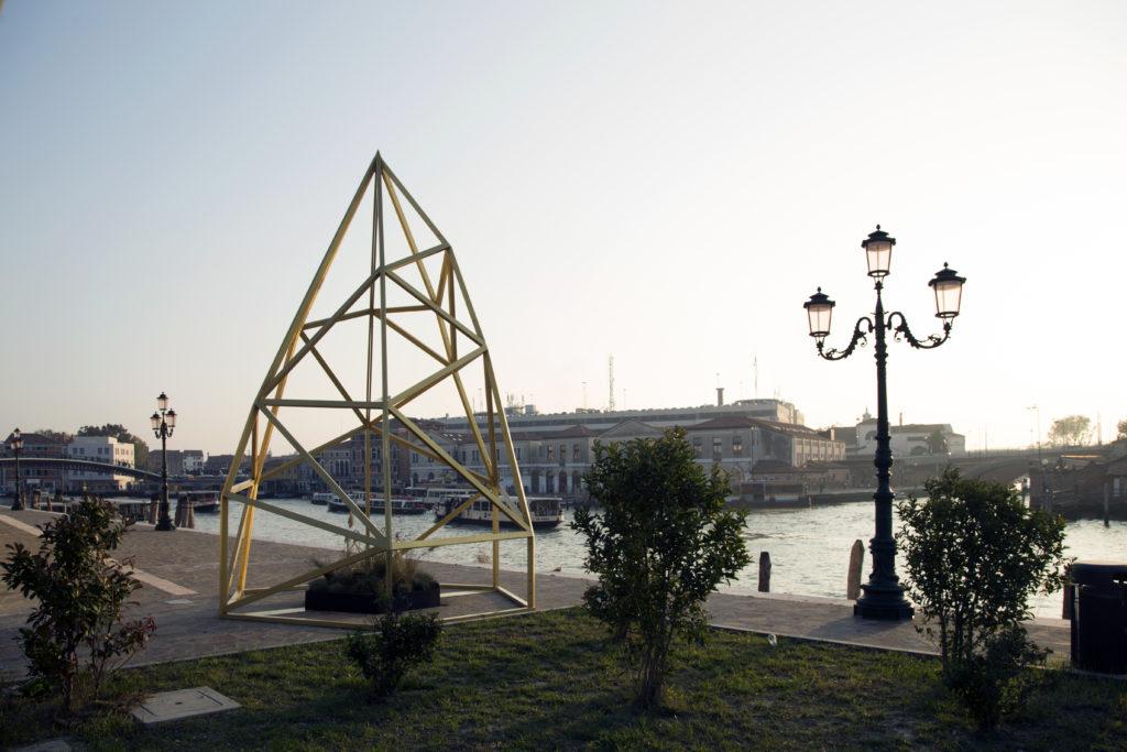 Grido di Pietra. Climate di Andreco fa tappa a Venezia