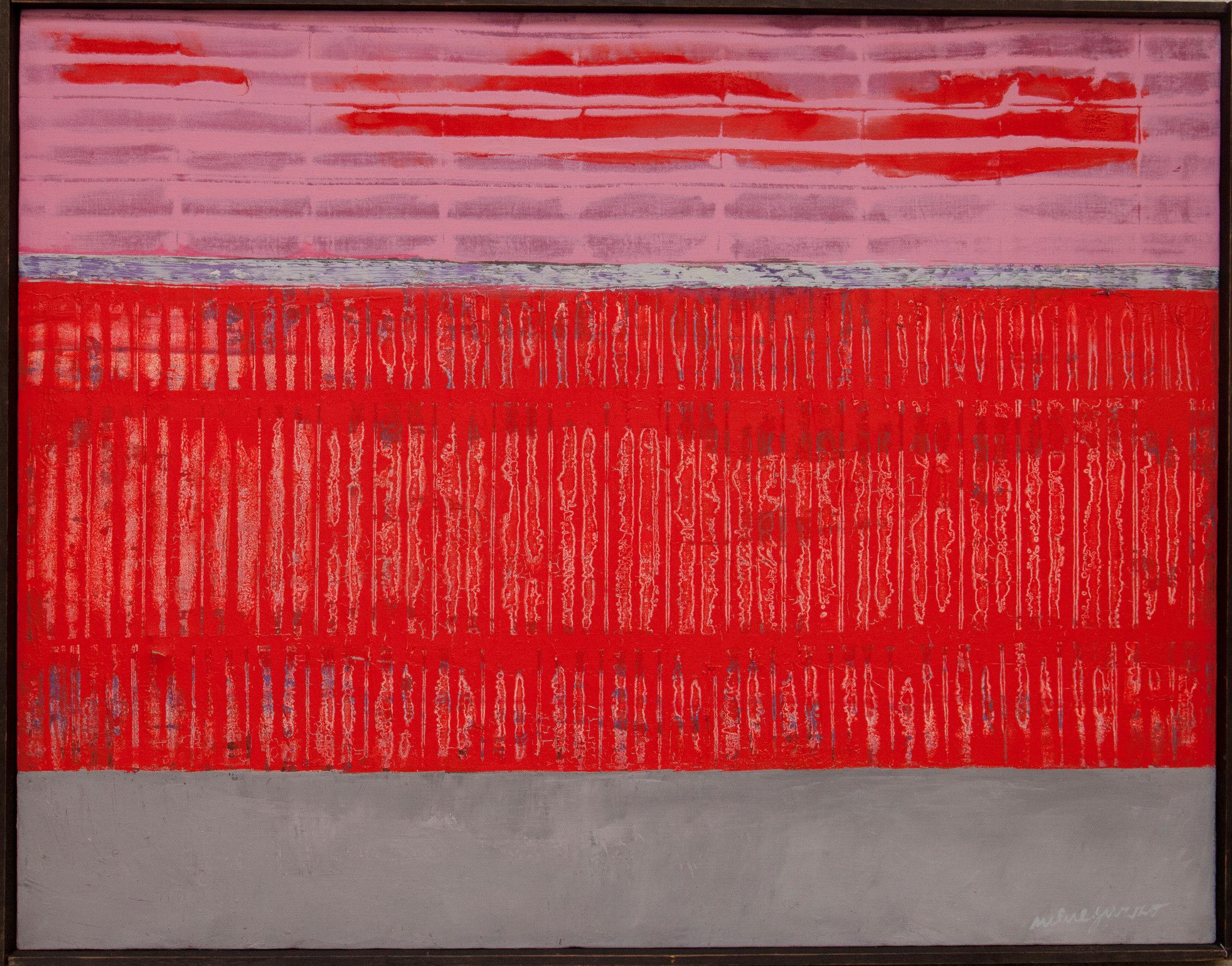 Franco Meneguzzo  – Early sixties paintings