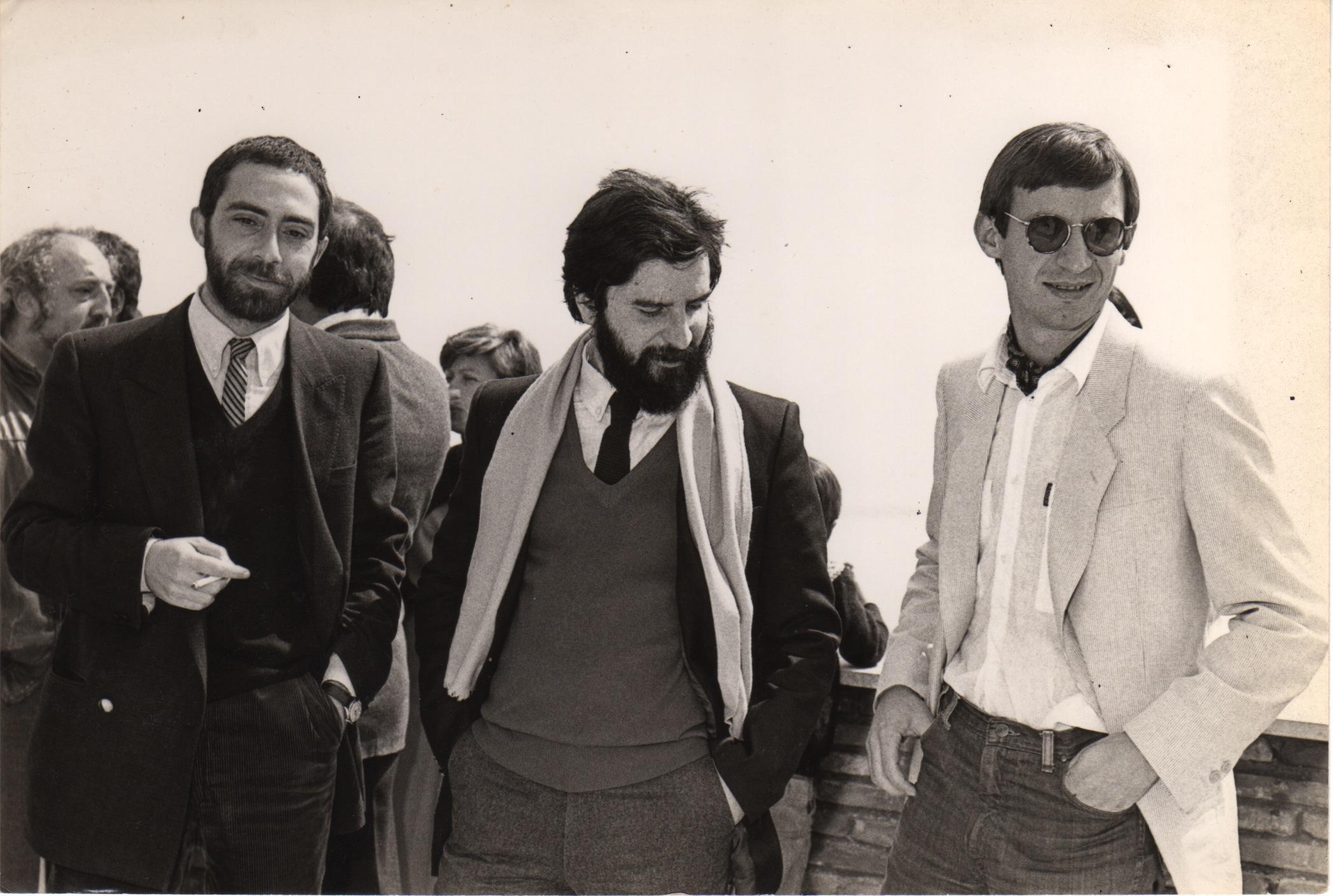 Antonio D'Avossa, Paolo Balmas, Marco Meneguzzo