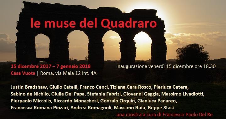 LE MUSE DEL QUADRARO