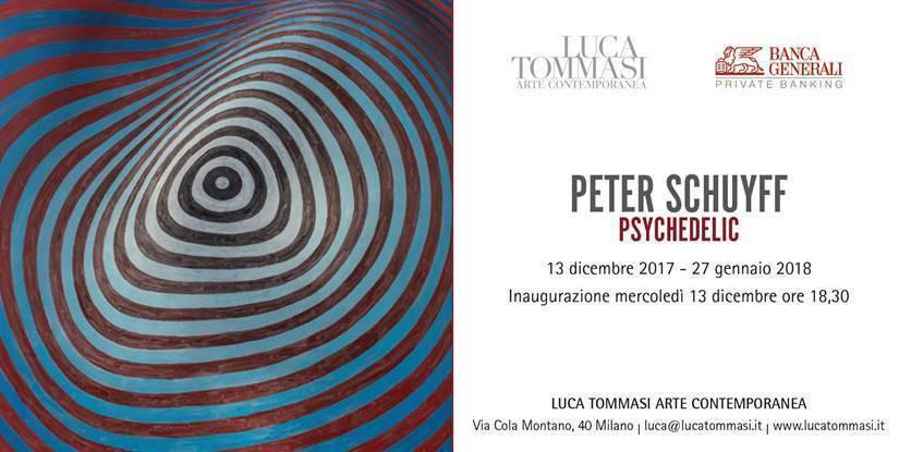 PETER SCHUYFF –  PSYCHEDELIC