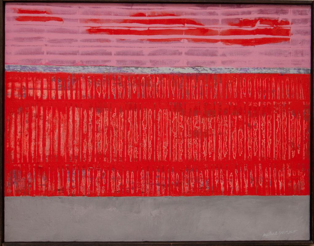 Franco Meneguzzo – Eearly sixties paintings