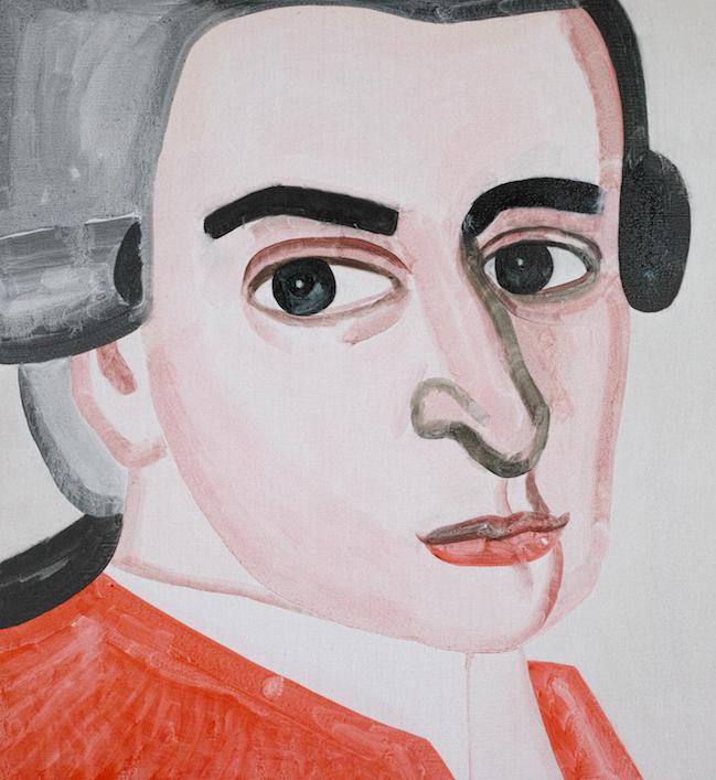 HU ZI – Mozart