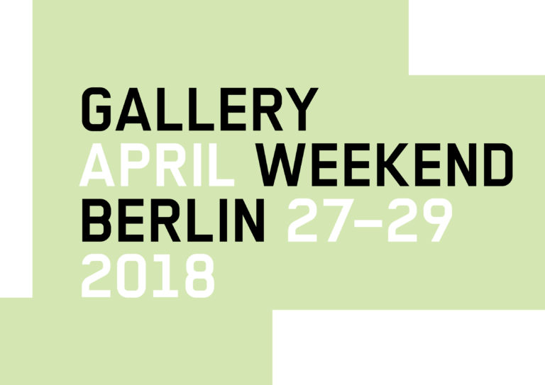 Gallery Weekend Berlin