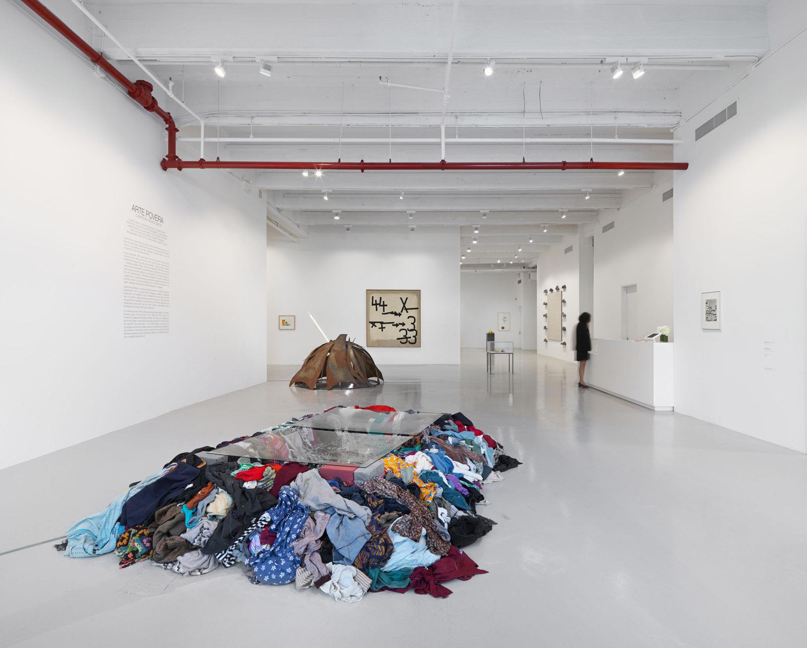 Arte Povera a New York