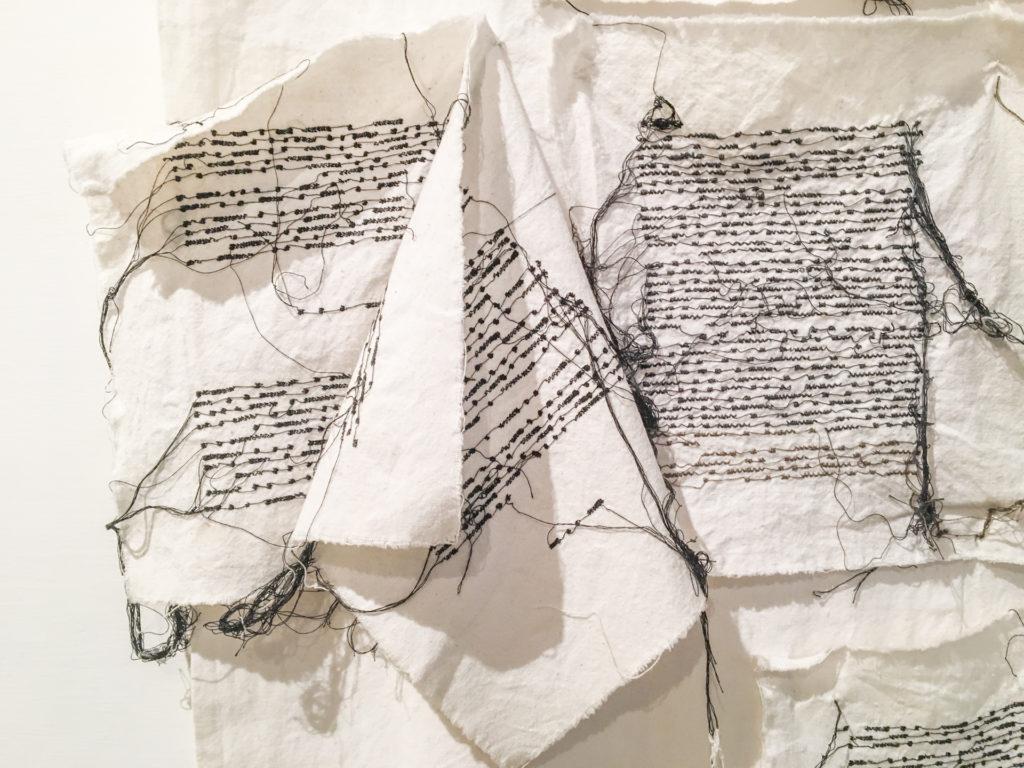 A Roma. Appunti d'infinito tra le 'pagine' di Maria Lai