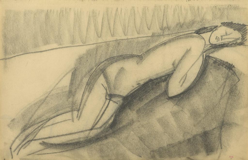 Amedeo Modigliani. New York, The Jewish Museum