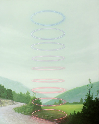 Paolo Pibi - Bifrost. La via tremula