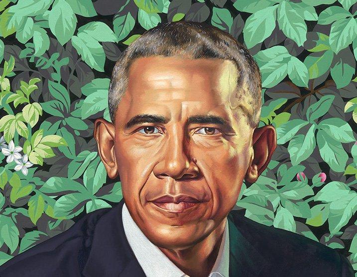 I ritratti degli Obama hanno incrementato la partecipazione alla National Portrait Gallery di oltre il 300%