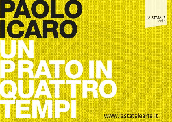 Un prato in quattro tempi, Paolo Icaro