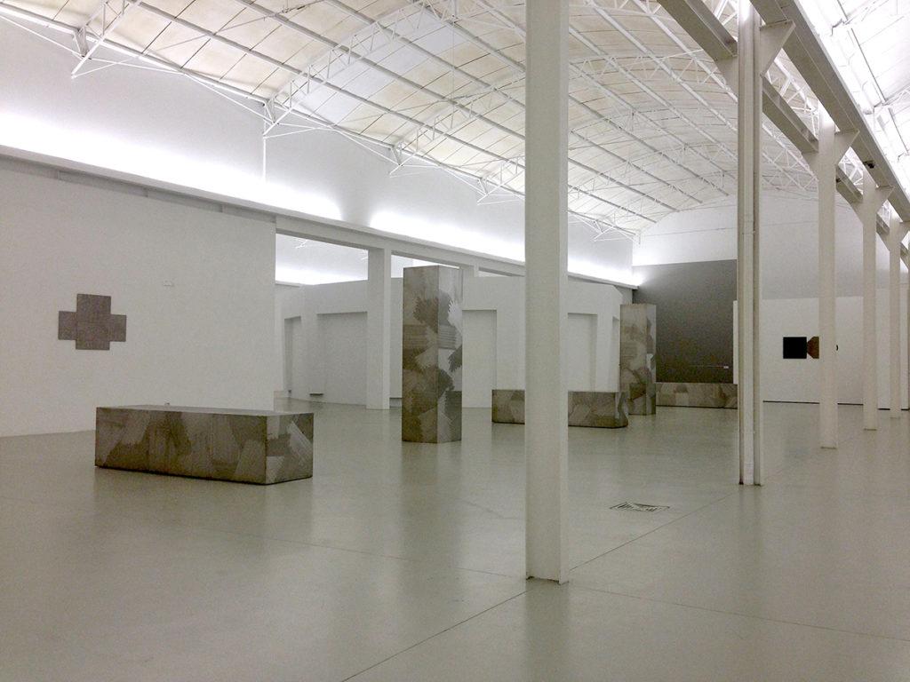Nicola Carrino, Reconstructing City, Camusac Cassino, 2016