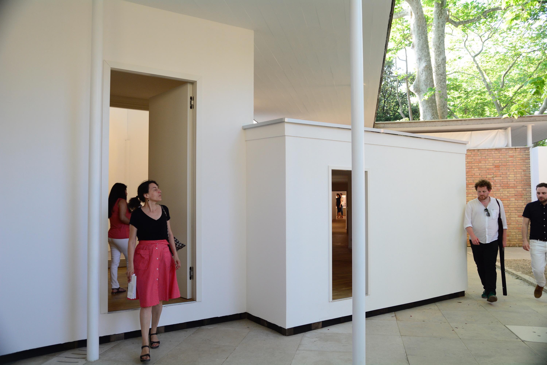 Padiglione Svizzera, 16. Mostra Internazionale di Architettura - Biennale di Venezia 2018, photo credit Roberto Sala