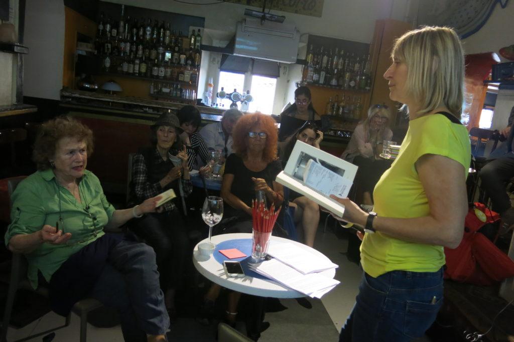"Le 8 ""lezioni al bar"" di Manuela Gandini"