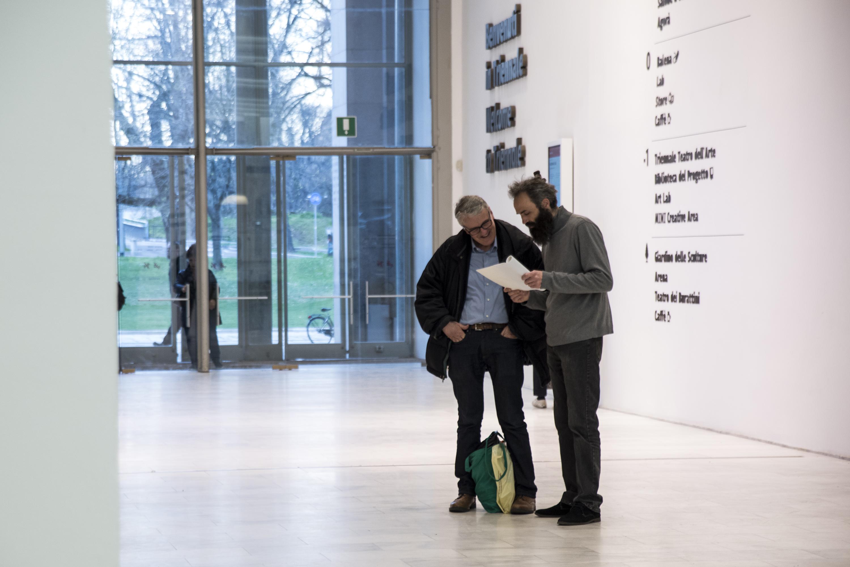 Valentina Maggi Eredità rivoluzionaria, Triennale di Milano, 2018 - ph Isabella Ponte
