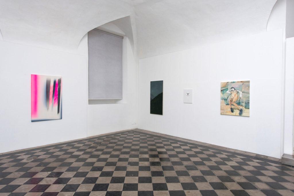 Reazione a Catena – Differenti vie della Pittura #1
