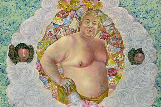 Cenere – Un'esaltazione dei Vizi, Virtù e Godimenti dei signori dell'Arte in Sicilia