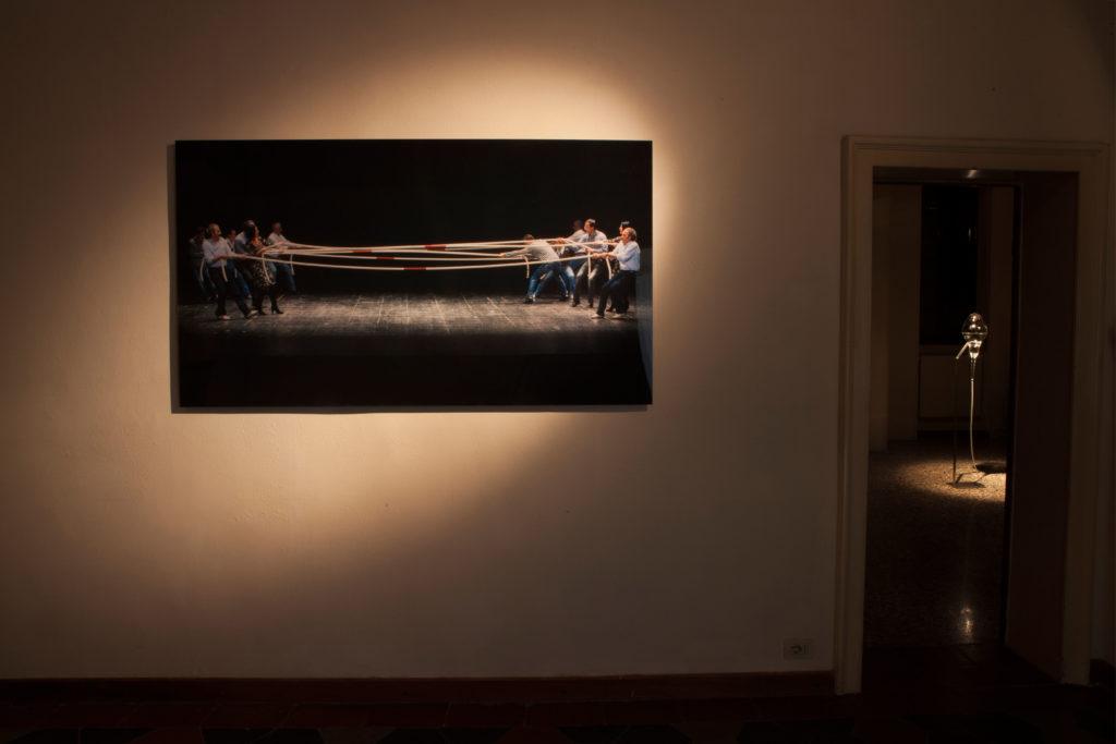 Filippo Berta e Christian Fogarolli a Casa Testori