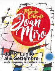 Il mondo colorato di Joan Mirò