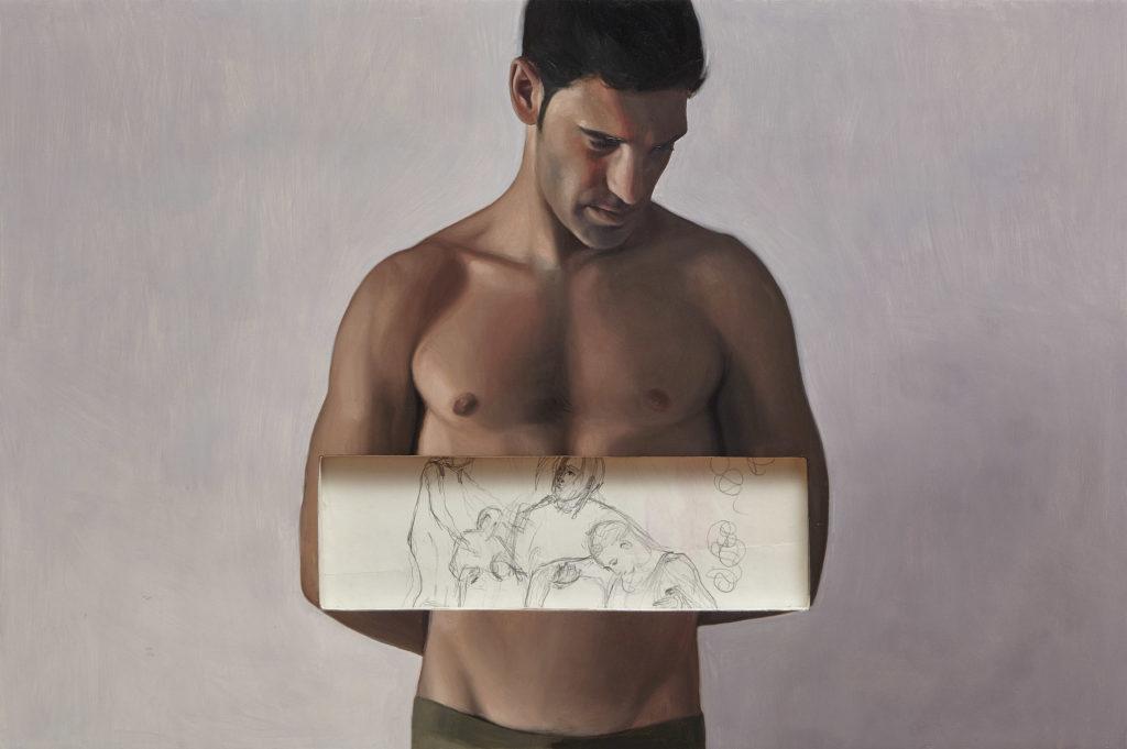 Il destino magico della pittura di Gonzalo Orquín