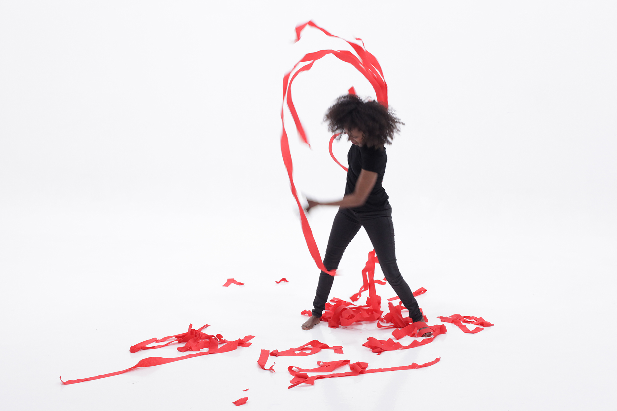 Grada Kilomba, ILLUSIONS, Vol. II, OEDIPUS, 2018, courtesy Grada Kilomba, photo Kathleen Kunath