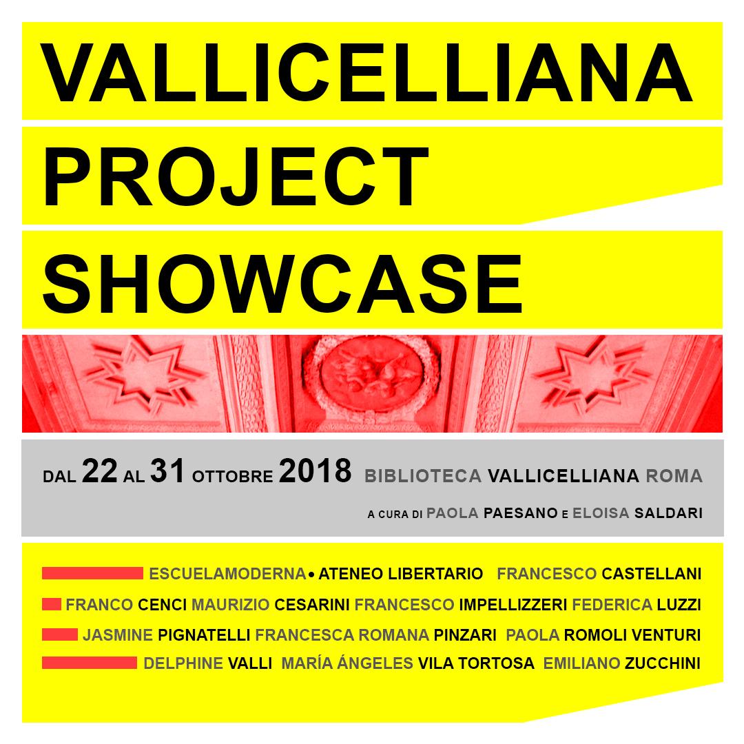 Vallicelliana Project Showcase