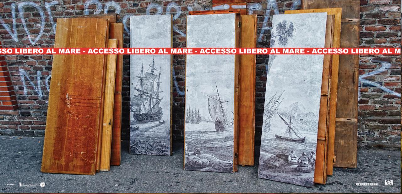 Alessandro Bulgini – Accesso libero al mare