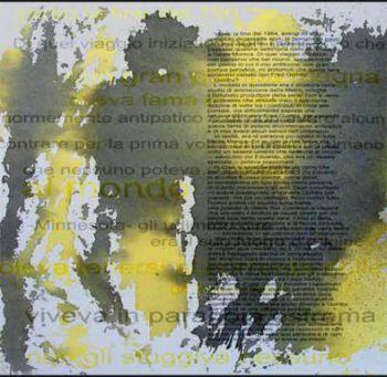 Immagini e parole / Piero Varroni / Carte e Libri d'Artista