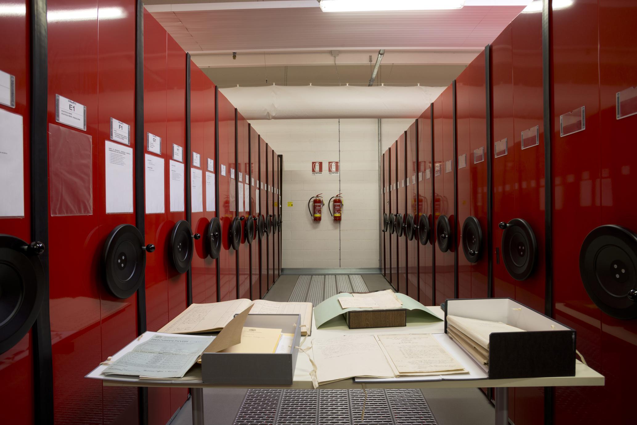 Archivio ASAC 2_Photo by Andrea Avezzu_Courtesy of La Biennale di Venezia (1)