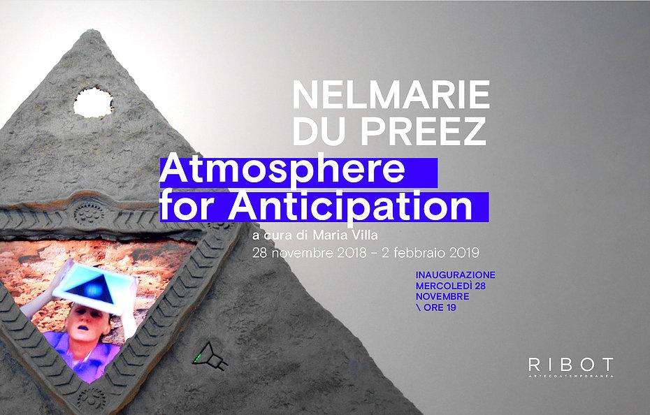 Nelmarie Du Preez – Atmosphere for Anticipation