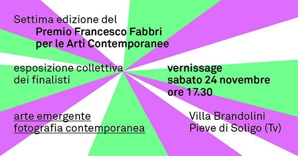 VII edizione Premio Francesco Fabbri