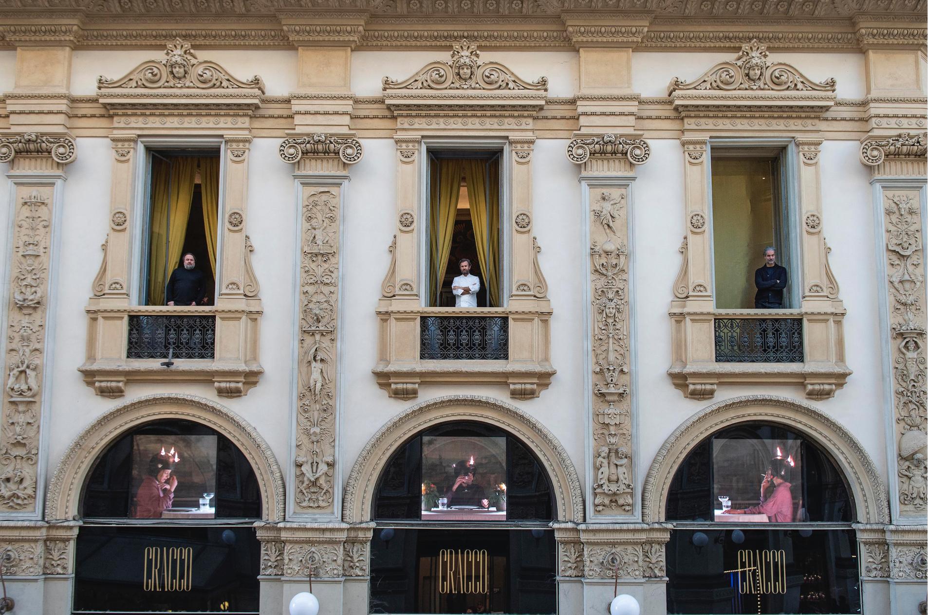 Masbedo Galleria Cracco