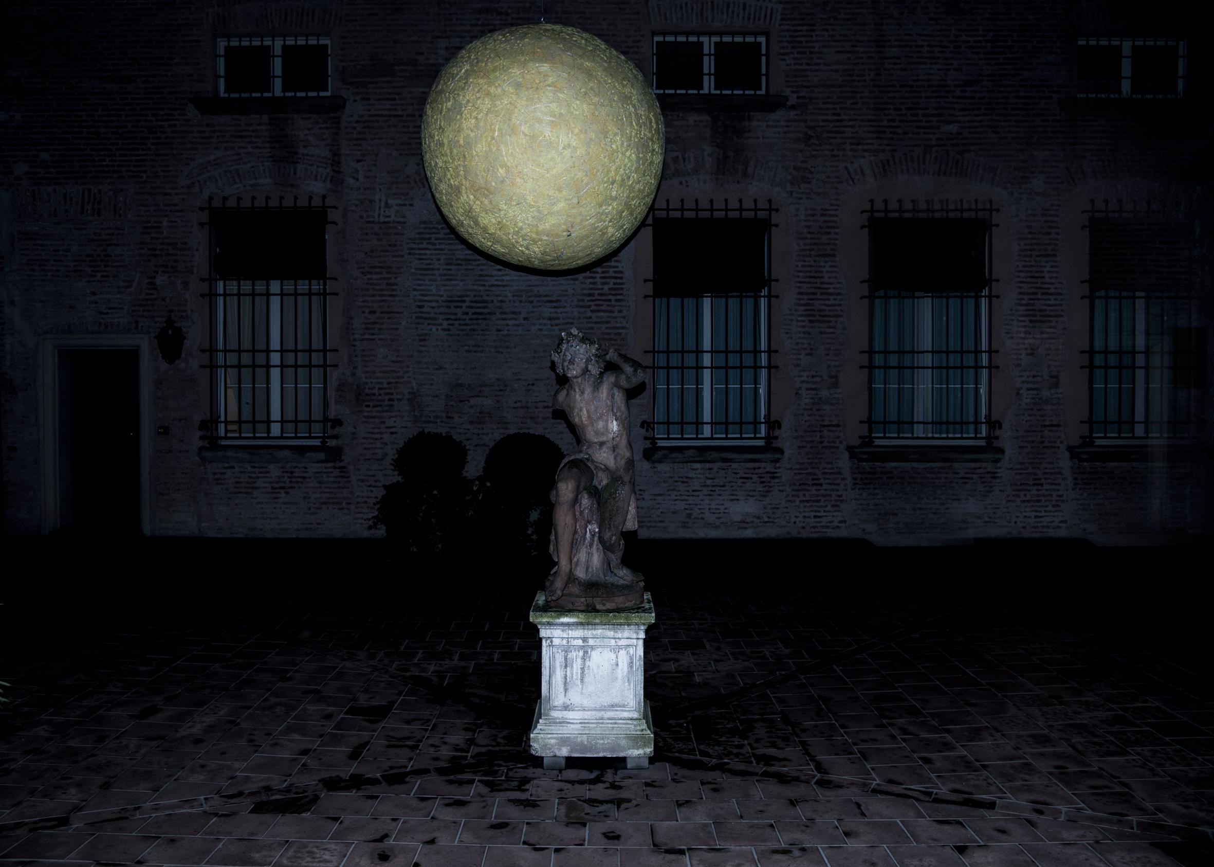 Giorgio Bevignani, EosEco,Palazzo Zambeccari, Piazza de' Calderini 2/2, Bologna 2019